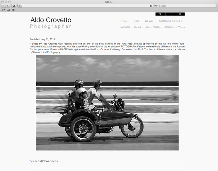 Aldo-Crovetto-Single-Portfolio-news