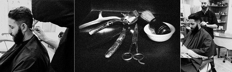 Barber Shop Marconi Rzym